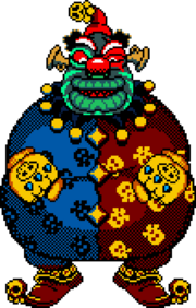 RudytheClown Wario Colored