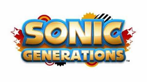 Sonic Generations - Boss Egg Wyvern (SONIC THE HEDGEHOG)