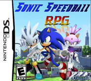 Sonic Speedball RPG DS
