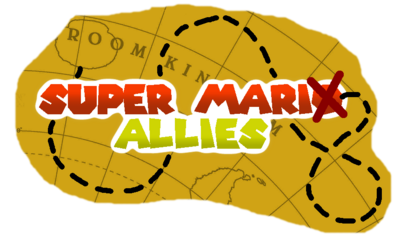 Super Mario Allies Logo