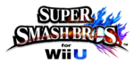 Super Smash Bros. for Wii U logo