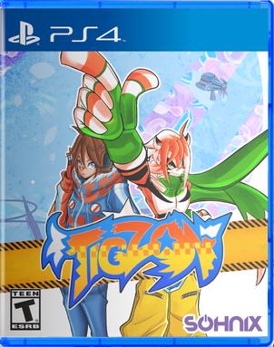 Tigzon - May 2020 (PS4 cover box)