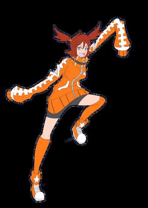 Yami Zu character artwork 2019