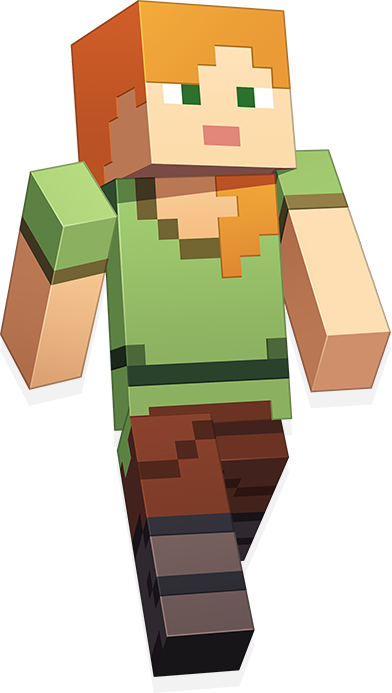 Alex Minecraft Fantendo Nintendo Fanon Wiki Fandom
