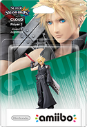 Amiibo - SSB - Cloud P.2 - Box