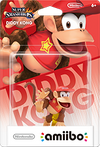 Amiibo - SSB - Diddy Kong - Box