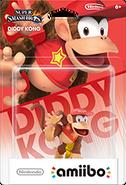 Amiibo - SSB - Diddy Kong - Box