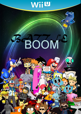 Battle Boom cover art