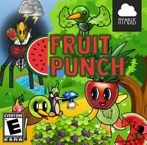 Fruit Punch box artwork