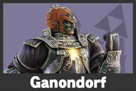 Ganondorf mugshoot