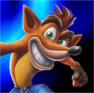 HOTH Crash Bandicoot