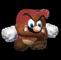 Karate Goomba Mario