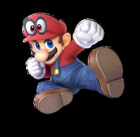 Mario altercation