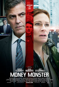 Money Monster UK 2016 Poster