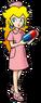 Nurse Peach (Dr. Mario)