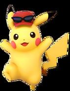 Pikachu CalemAlt Ultimate