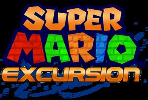 SuperMarioExcursionExotoroLogo2