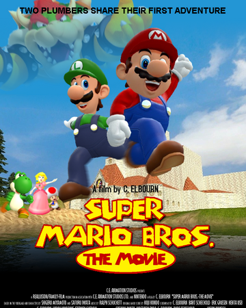 Super Mario Bros 2018 Film Fantendo Nintendo Fanon Wiki Fandom