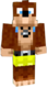 AH Michael Minecraft skin