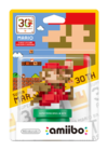 Amiibo - Mario 30th - Classic - Box