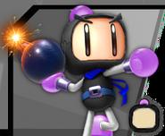 Bomberman10Black