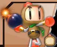 Bomberman8Brown