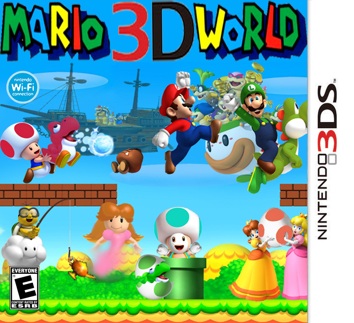how to delete super mario 3d land save