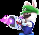 SB2 Rabbid Mario recolor 4