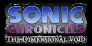 Sonic chronicles 3 logo by sonicguru-d9bzcv7