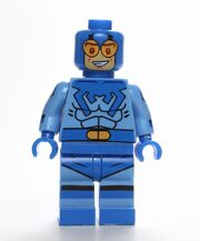 Blue Beetle (Ted Kord) (Lego Batman 4)
