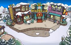 ClubPenguinTown
