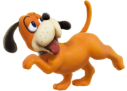 Duck Hunt Dog SSB4