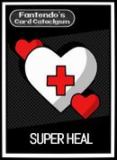 FCC Super Heal Card
