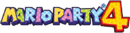Mario Party 4 Logo