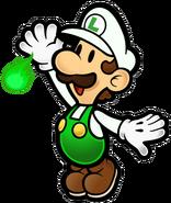 Paper Fire Luigi