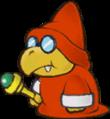 Red Magi Koopa