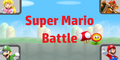 Super Mario Battle Logo Hoola