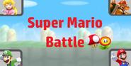 Super Mario Battle Logo Hoola