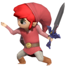 3.TH Red Toon Link 5