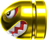 Bouncing Bullet Bill - SMW2