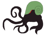 Dark Shellctopus