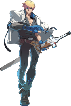 Ky Kiske (Guilty Gear Strive)
