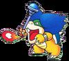 Ludwig von Koopa- Super Mario World Fusion