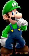 Luigi (recoloration) finish