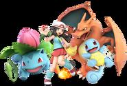 PokemonTrainer SSBUltimate (Female)