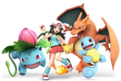 PokemonTrainer SSBUltimate (Female)