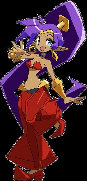 Shantae Trigger