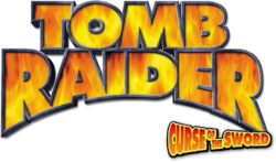 Tomb Raider Curse of the Sword Logo