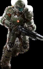 220px-Doomguy (Doom 2016)