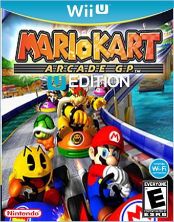 Mario Kart Arcade Gp Wii U Edition Fantendo Nintendo Fanon